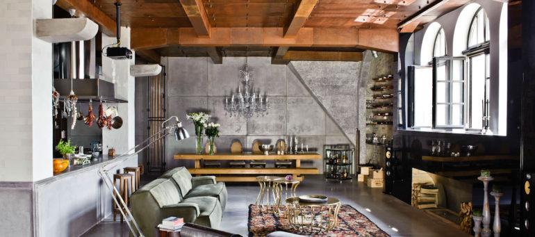 Идеи за таванско помещение